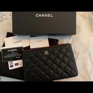 Chanel small o case